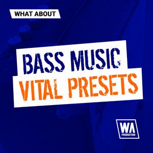 Bass Music Vital Presets