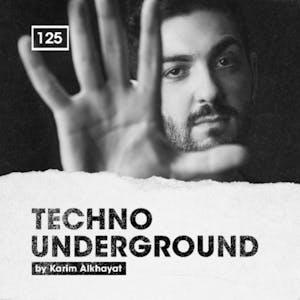 Techno Underground by Karim Alkhayat