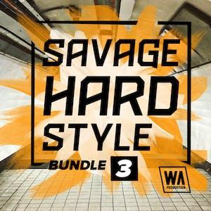 Savage Hardstyle Bundle 3