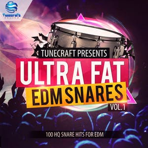 Ultra Fat EDM Snares